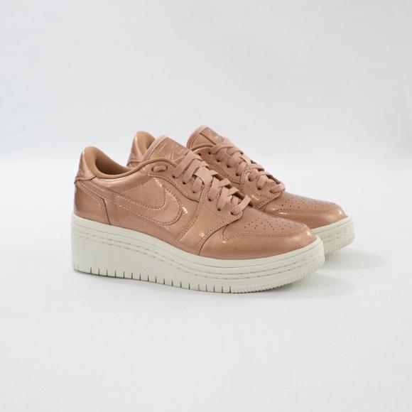068d75ad17f056 Nike Air Jordan 1 RE Low Lifted